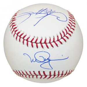 Mark McGwire & Sammy Sosa Dual Signed Rawlings Official MLB Baseball (Beckett)